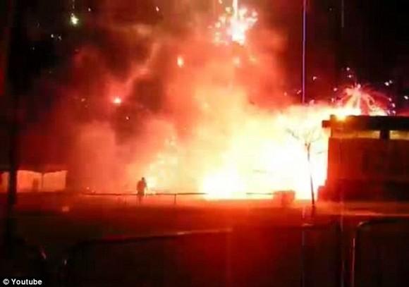 Mexico: Nổ xe bồn chở khí đốt, 13 người thiệt mạng