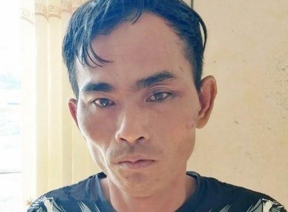 Đối tượng Huỳnh Hữu Lực bị tạm giữ hình sự tại Cơ quan Công an. Nguồn: TTXVN