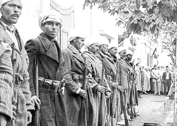 """Đòi lại """"ký ức thuộc địa và chiến tranh Algeria"""""""