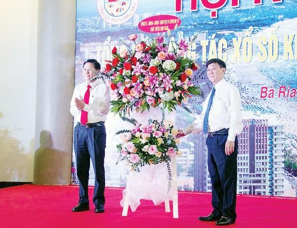 Xổ số kiến thiết tỉnh Bà Rịa - Vũng Tàu tổ chức Hội nghị tổng kết công tác năm 2020 và đề ra phương hướng, nhiệm vụ năm 2021 ảnh 1