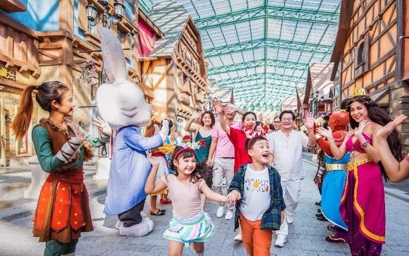 Phú Quốc United Center: Nâng tầm quốc tế cho ngành công nghiệp du lịch giải trí Việt Nam ảnh 1