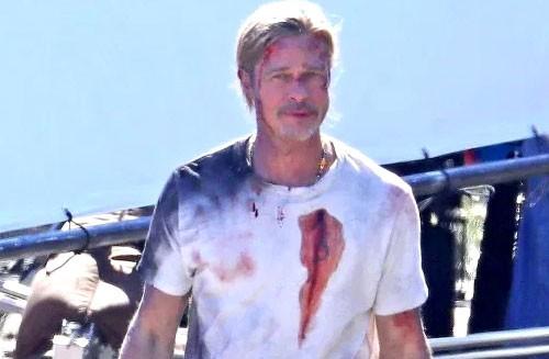 Brad Pitt tự đóng cảnh hành động