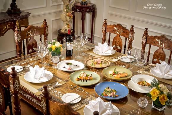 Green Garden Fine Wine & Dining - Bản tình ca lãng mạn giữa TP Thủ Đức