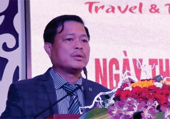 Ông Nguyễn Quý Phương, Vụ trưởng Vụ Lữ hành, Tổng cục Du lịch