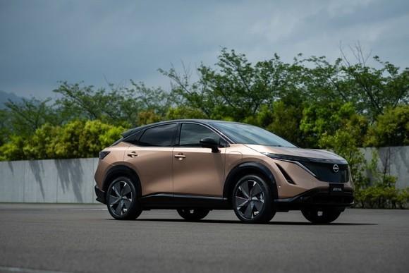 Nissan lùi chào bán mẫu xe điện mới Ariya