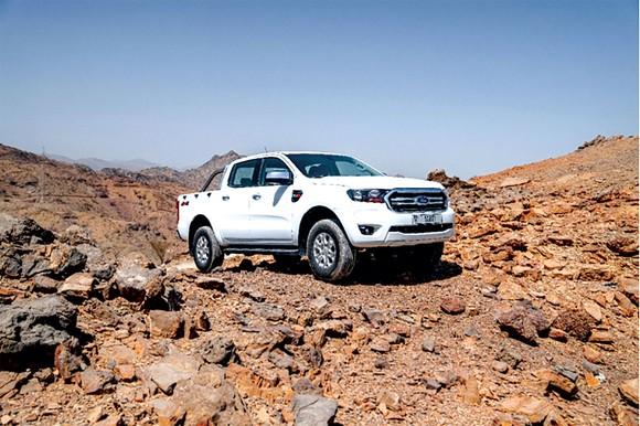 Năm bí quyết hữu ích giúp chủ xe tự tin thách thức mọi giới hạn địa hình cùng Ford Ranger ảnh 1