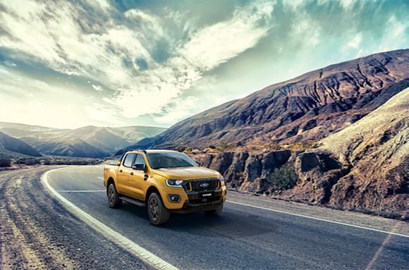 Năm bí quyết hữu ích giúp chủ xe tự tin thách thức mọi giới hạn địa hình cùng Ford Ranger