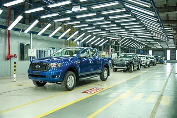 Ford Ranger Việt Nam chính thức xuất xưởng,  đánh dấu cột mốc 20 năm có mặt tại thị trường Việt Nam ảnh 3