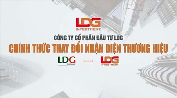 LDG Investment chính thức thay đổi nhận diện thương hiệu