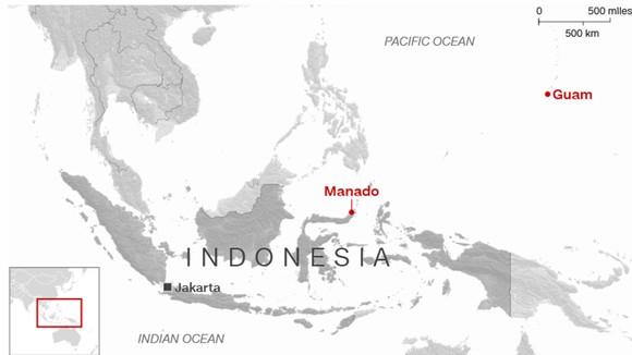 Thiếu niên Indonesia được giải cứu sau 49 ngày trôi dạt trên biển ảnh 1