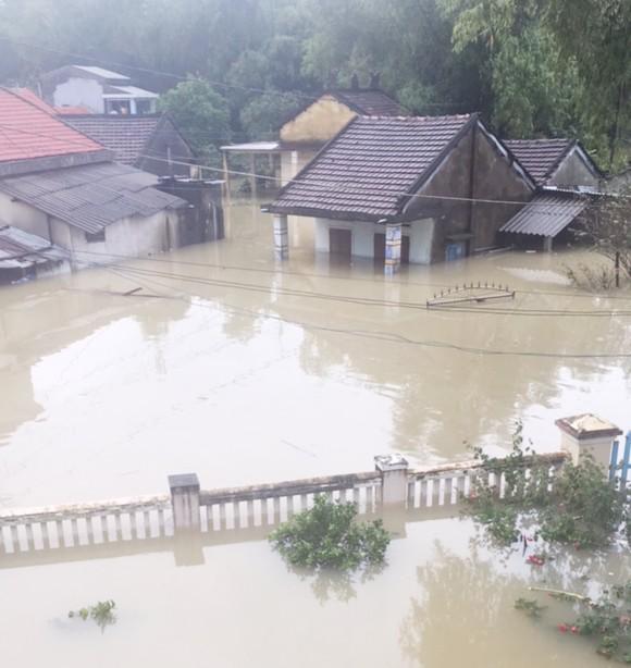 Quảng Nam: Điều tiết hạ thấp mực nước hồ Phú Ninh từ chiều ngày 12-12 ảnh 1