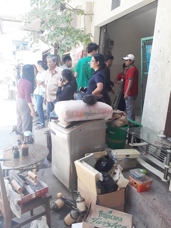 Dời khẩn cấp 38 hộ dân chung cư 518 Võ Văn Kiệt: Chia sẻ, gỡ khó cho dân ảnh 1