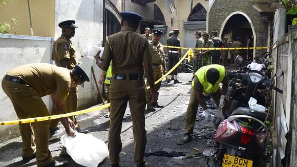 Gần 800 người thương vong trong các vụ nổ tại Sri Lanka ảnh 8