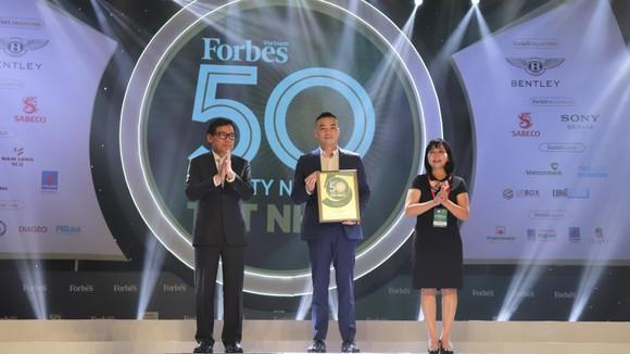 Masan Group năm thứ bảy liên tiếp thuộc Top 50 Công ty Niêm yết Tốt nhất Việt Nam  ảnh 1