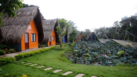 Vĩnh Long khai trương Làng du lịch sinh thái Hoàng Hảo  ảnh 1