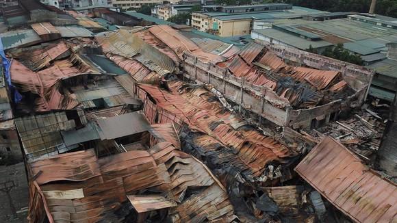 Vụ cháy tại Công ty Rạng Đông