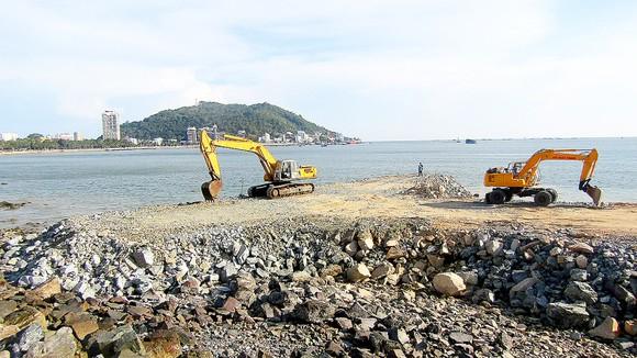 Lo ngại dự án lấn biển Vũng Tàu ảnh 1