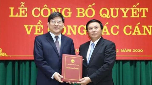Ban Bí thư bổ nhiệm nhân sự 2 cơ quan Trung ương ảnh 5