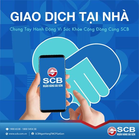 SCB tăng cường giao dịch trực tuyến để ngừa virus Corona ảnh 1