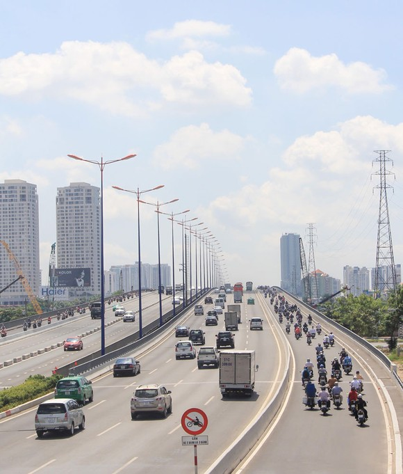 Tạo đòn bẩy huy động vốn cho hạ tầng thành phố ảnh 1