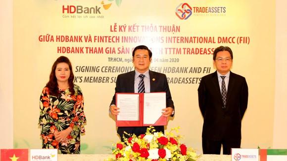 HDBank là Ngân hàng Việt Nam đầu tiên tham gia Sàn Giao dịch Tài trợ Thương mại TradeAsset