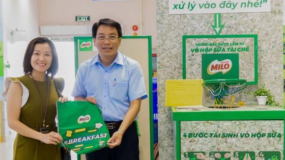 Sản phẩm thân thiện môi trường được người tiêu dùng chọn mua tại Co.opmart