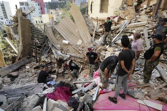 Đã xác định được nguyên nhân gây nổ tại Beirut ảnh 5