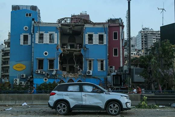 Nổ ở Beirut, hàng ngàn người thương vong ảnh 14