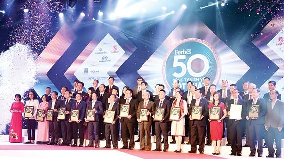 Lần thứ ba liên tiếp CTCP PYMEPHARCO (MCK: PME - HOSE) nằm trong Tốp 50 công ty niêm yết tốt nhất Việt Nam 2020 CỦA FORBES  ảnh 1