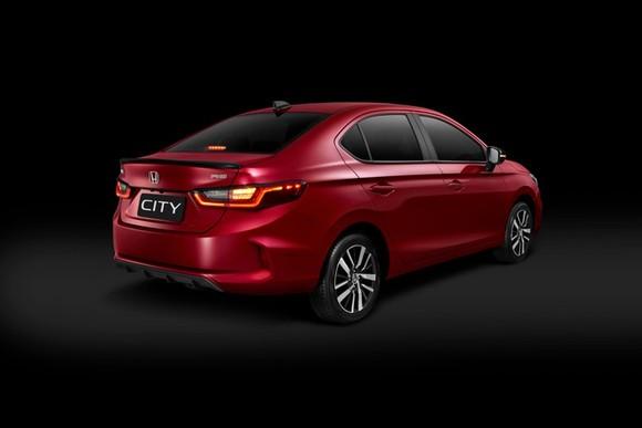 Honda City thế hệ thứ 5 chính thức ra mắt thị trường Việt Nam ảnh 2