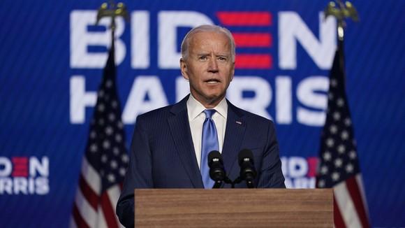 Với 306 phiếu đại cử tri, Joe Biden chính thức trở thành Tổng thống thứ 46 của Mỹ
