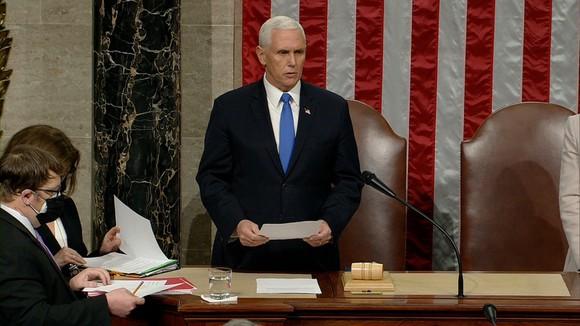 Quốc hội Mỹ xác nhận ông Biden chính thức trở thành tổng thống thứ 46 của nước Mỹ ảnh 1