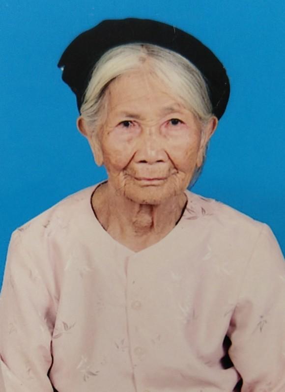 Bà mẹ Việt Nam Anh hùng VŨ THỊ LÕI từ trần
