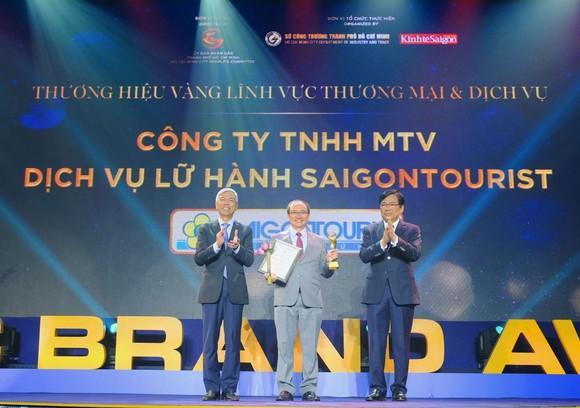 Lữ hành Saigon Tourist là thương hiệu vàng TPHCM vì thành quả xây dựng thương hiệu ấn tượng ảnh 1