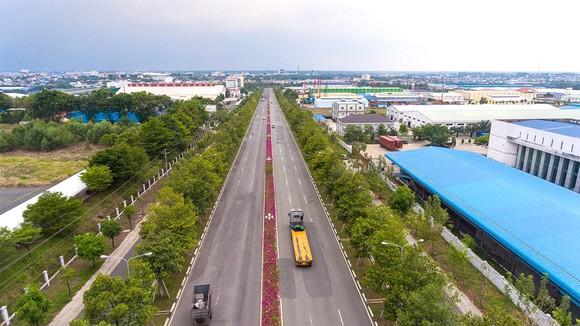 Khu công nghiệp Bàu Bàng hiện đóng góp lớn vào phát triển kinh tế xã hội địa phương