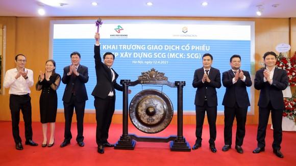 50 triệu cổ phiếu SCG chính thức chào sàn ảnh 1