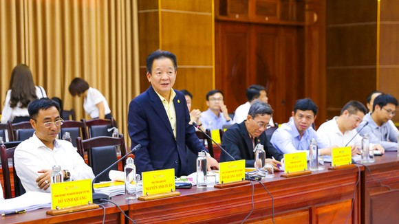 Quảng Trị và nhà đầu tư đặt mục tiêu khởi công sân bay vào tháng 9-2021 ảnh 1
