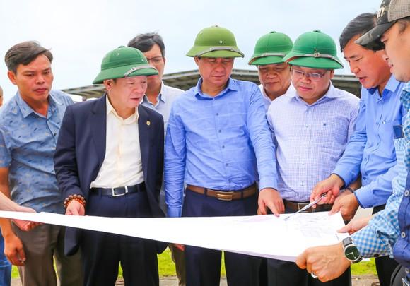 Quảng Trị và nhà đầu tư đặt mục tiêu khởi công sân bay vào tháng 9-2021 ảnh 2