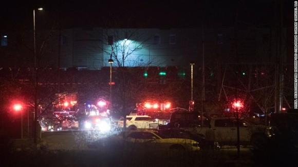 Mỹ: Xả súng tại văn phòng của hãng Fedex, nhiều người trúng đạn ảnh 2