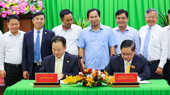T&T Group hợp tác chiến lược với TP Cần Thơ, đề xuất đầu tư nhiều dự án lớn ảnh 5