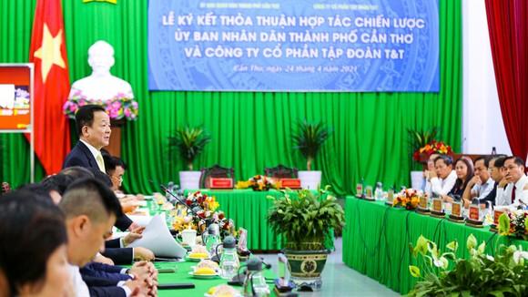 T&T Group hợp tác chiến lược với TP Cần Thơ, đề xuất đầu tư nhiều dự án lớn ảnh 1