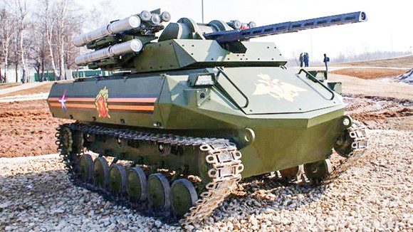 Diện mạo mới của lực lượng vũ trang Nga ảnh 2