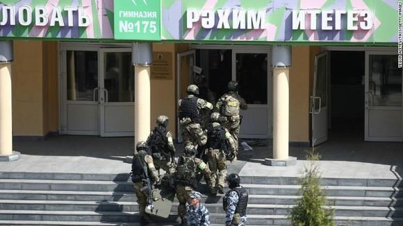 Xả súng tại trường học Nga, 21 người thương vong ảnh 2