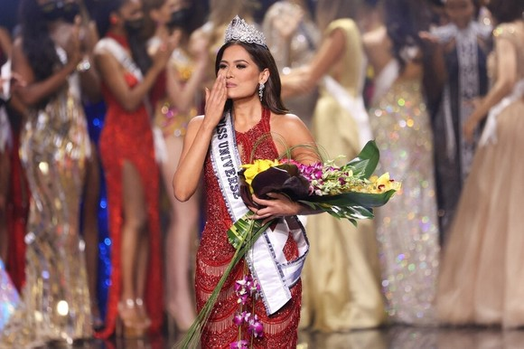 Người đẹp Mexico đăng quang Hoa hậu Hoàn vũ 2020 ảnh 2