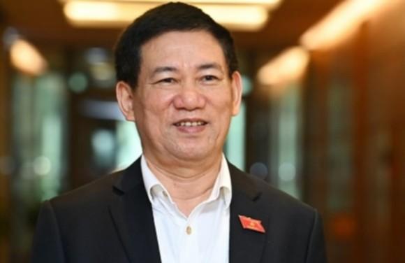 Ông Hồ Đức Phớc, Bộ trưởng Bộ Tài chính kiêm giữ chức Chủ tịch Hội đồng quản lý Bảo hiểm xã hội Việt Nam