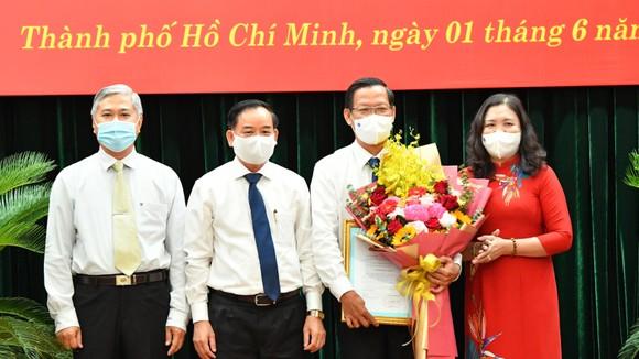Đồng chí Phan Văn Mãi làm Phó Bí thư Thường trực Thành ủy TPHCM ảnh 7