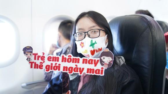 Vietjet lan toả niềm vui bằng hoạt động đặc biệt nhân ngày Quốc tế Thiếu nhi ảnh 11