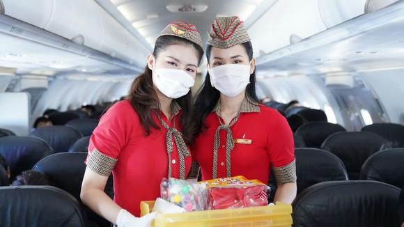 Vietjet lan toả niềm vui bằng hoạt động đặc biệt nhân ngày Quốc tế Thiếu nhi ảnh 2