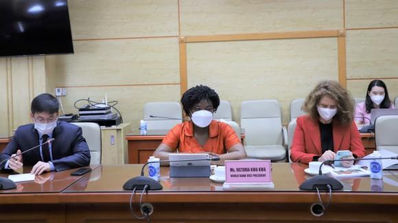 Đề nghị Ngân hàng Thế giới hỗ trợ vốn nghiên cứu, sản xuất vaccine ảnh 2