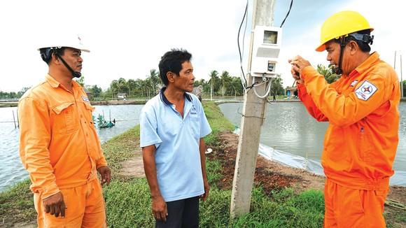 EVNSPC khuyến cáo sử dụng điện an toàn trong mùa mưa bão ảnh 1